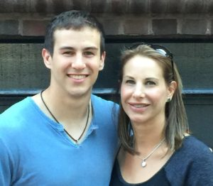 Broker, Owner Nikki Meyer and Son